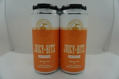 WeldWerks - Juicy Bits - New England IPA - 6.7% ABV - 4 Pack
