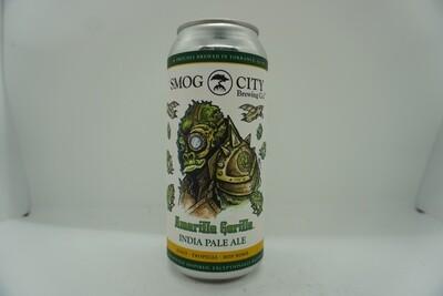 Smog City - Amarilla Gorilla - IPA - 7.8% ABV - 16oz Can