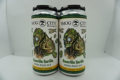 Smog City - Amarilla Gorilla - IPA - 7.8% ABV - 4 Pack