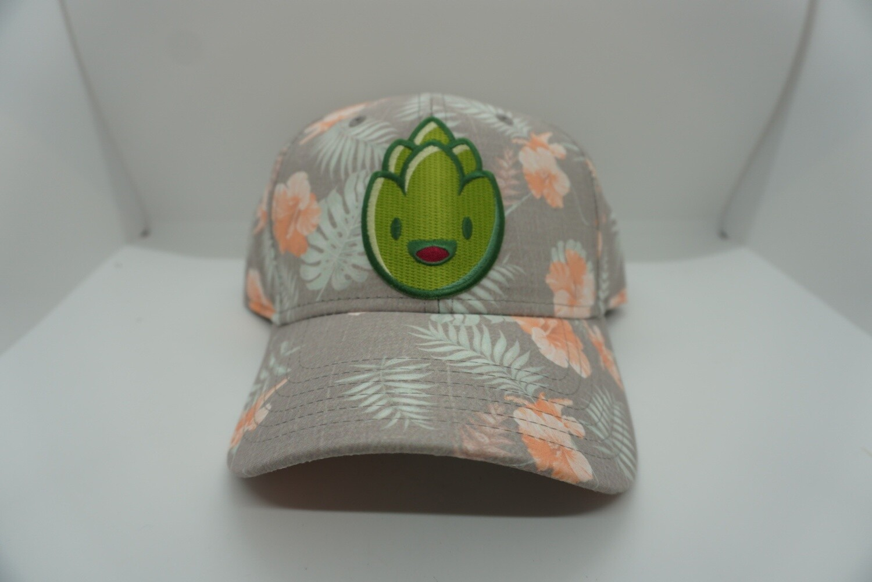 Floral Hop Baseball Cap