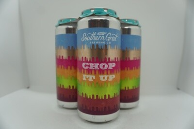 Southern Grist - Chop It Up - Brown Ale - 5.4% ABV - 4 Pack