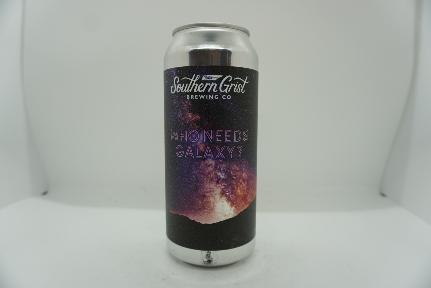 Southern Grist - Who Needs Galaxy? - DIPA - 7.5% ABV - 16oz Can