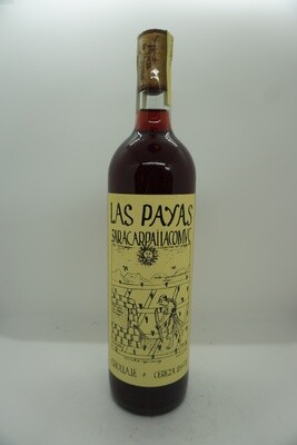 Finca Las Payas - Criollaje - Rose - 14.3% - 750mL Bottle