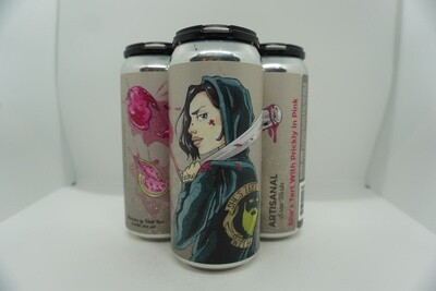 Artisanal Brew Works - She's Tert with Prickly in Pink - Sour Fruited - 4% ABV - 4 Pack
