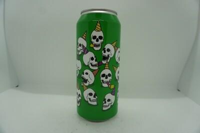 Wild Mind Artisan Ales - Apocalypse Party Club - Sour - 4.5% ABV - 16oz Can