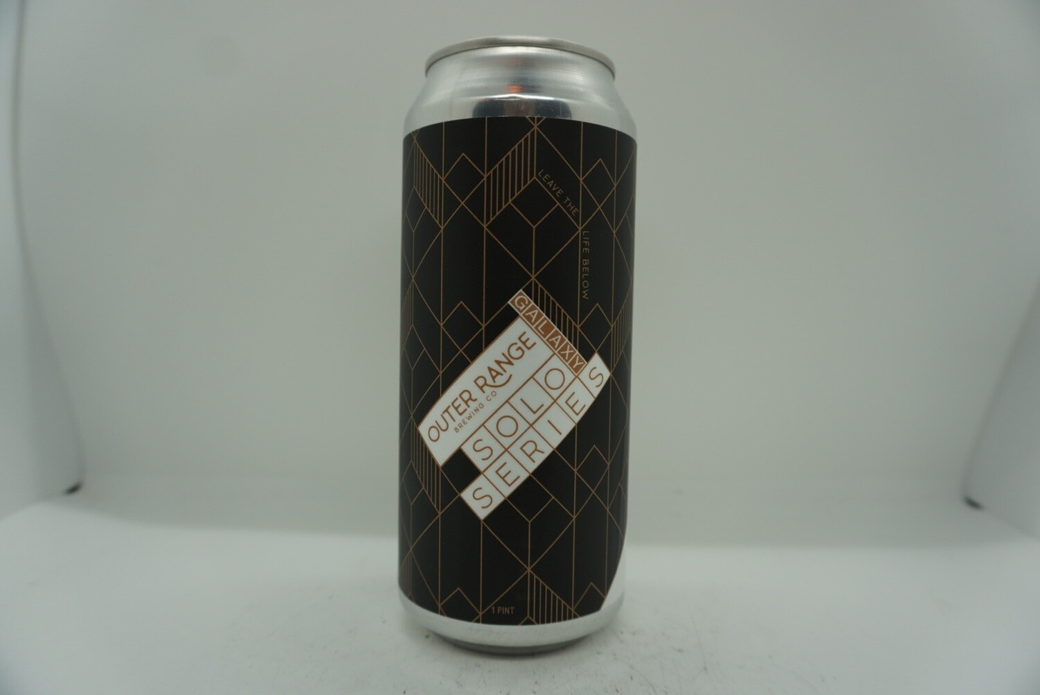 Outer Range - Solo Series Galaxy - IPA - 7% ABV - 16oz Can