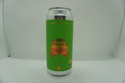 3 Sons - Dope Down Under - IPA - 7.4% ABV - 16oz Can