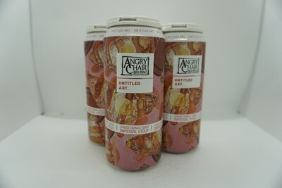 Untitled Art - Loaded French Toast - Stout - 11% ABV - 4 Pack