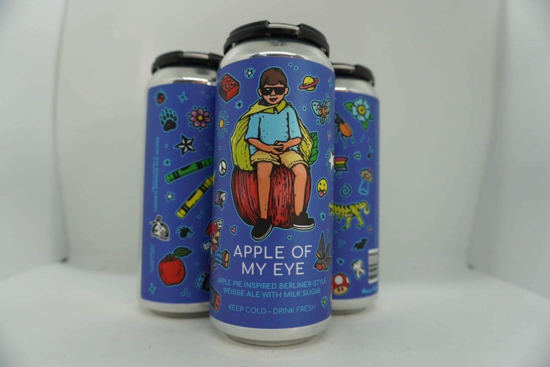 Hidden Springs - Apple Of My Eye - Sour - 5.5% ABV - 4 Pack