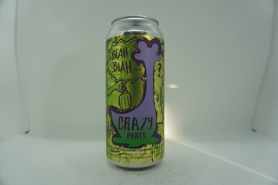 Oozlefinch - Crazy Pants Gooseberry - Fruited Sour - 6.% ABV - 16oz Can
