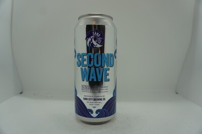 Sand City - Second Wave - 8% ABV - 16oz Can