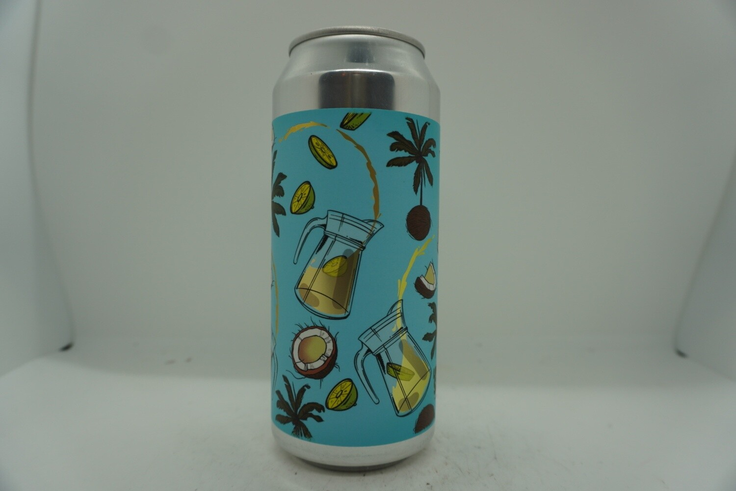 Tripping Animals - Limonada de Coco - Sour - 6% ABV - 16oz Can