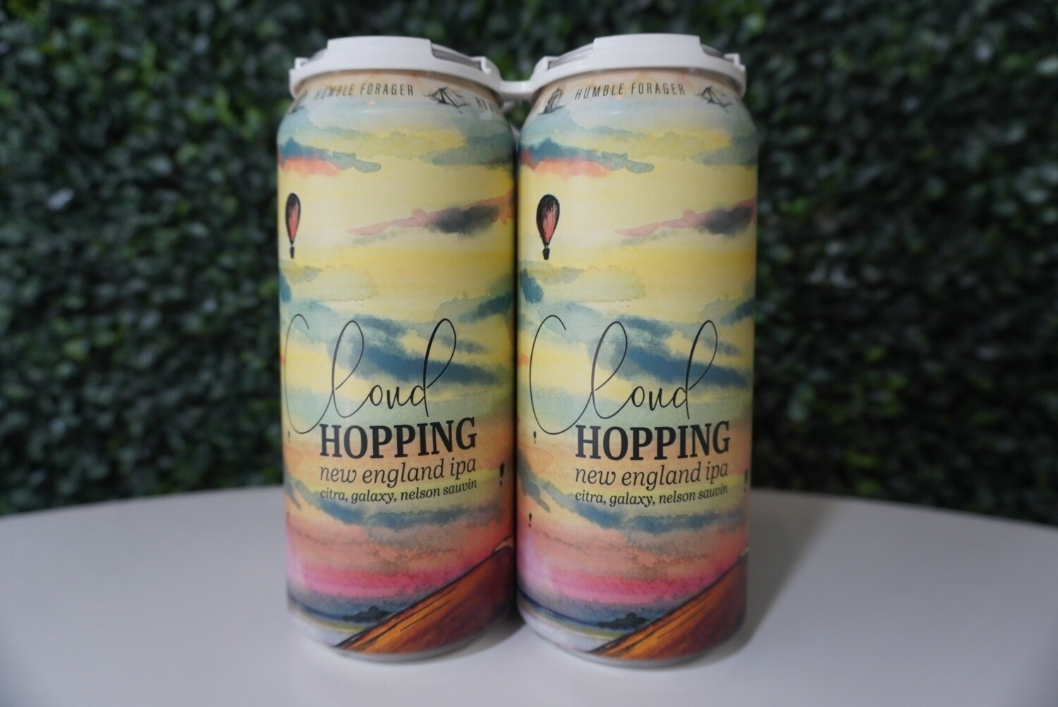 Humble Forager - Cloud Hopping (Vol 2) - New England IPA - 6% ABV - 4 Pack