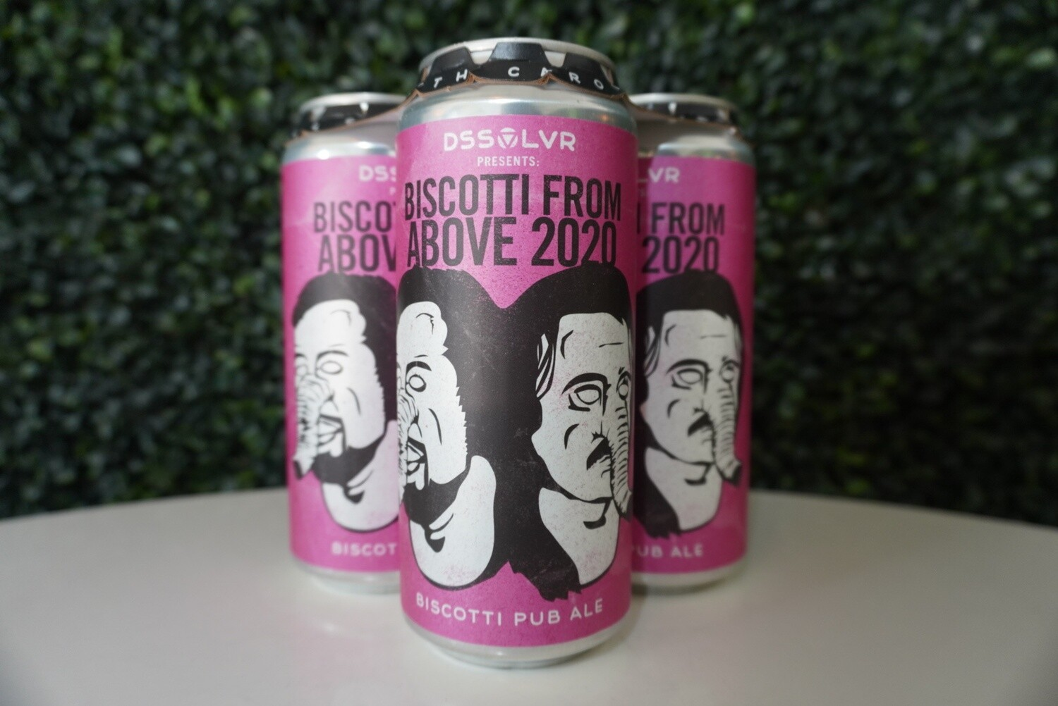 DSSOLVR - Biscotti From Above - English Pub Ale - 3.8% ABV - 4 Pack