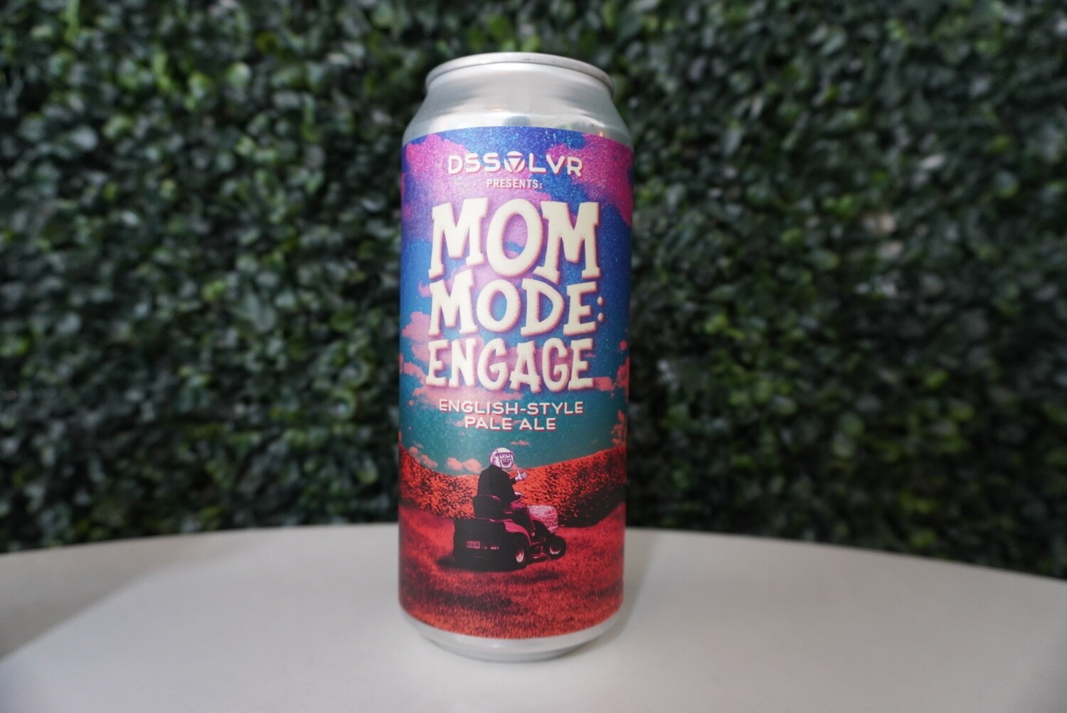 DSSOLVR - Mom Mode: Engage - Pale Ale - 3.9% ABV - 16 oz Can