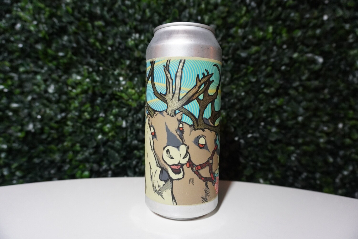 Tripping Animals - Los Tres Renos - Sour - 6% ABV - 16oz Can