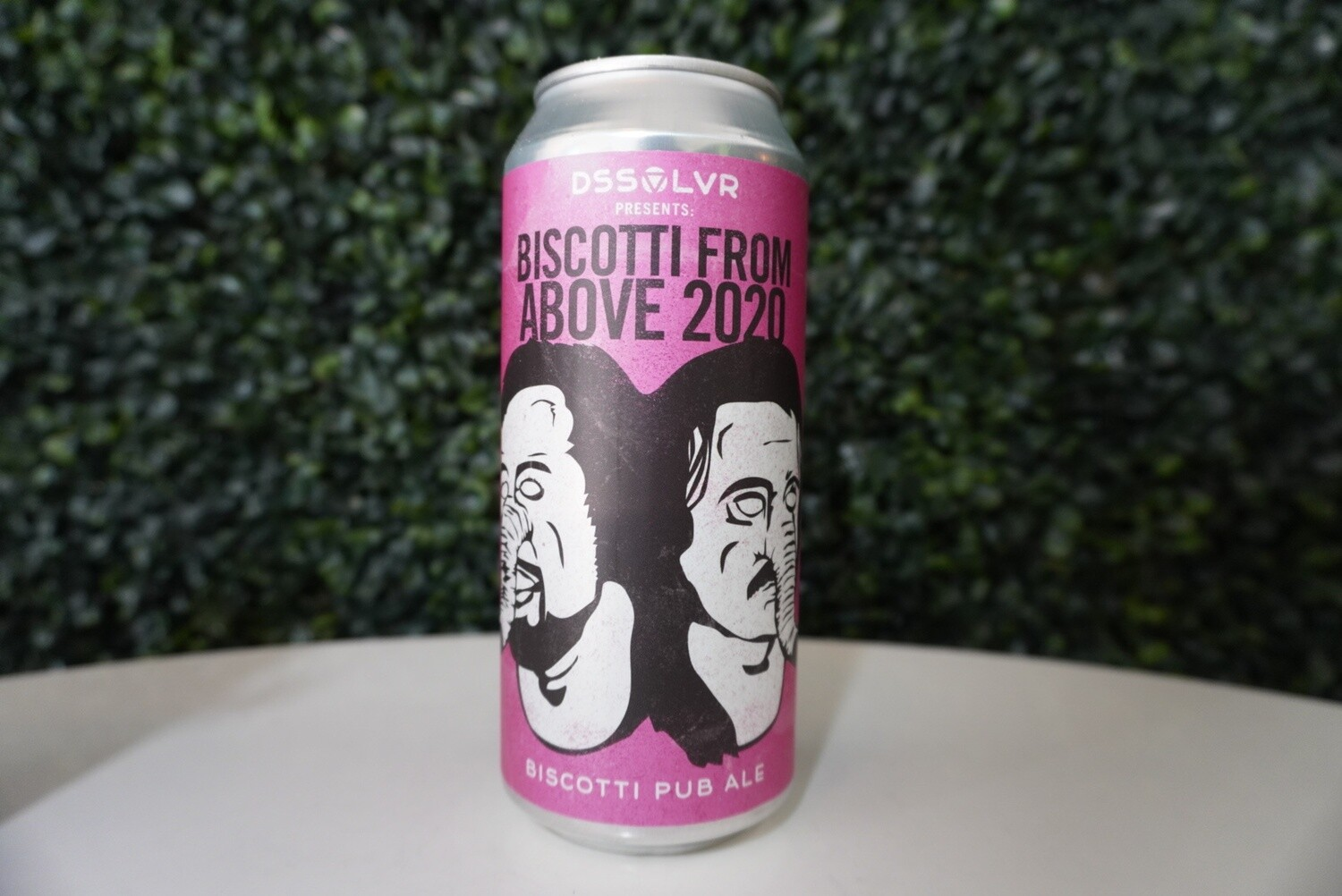 DSSOLVR - Biscotti From Above - English Pub Ale - 3.8% ABV - 16oz Can