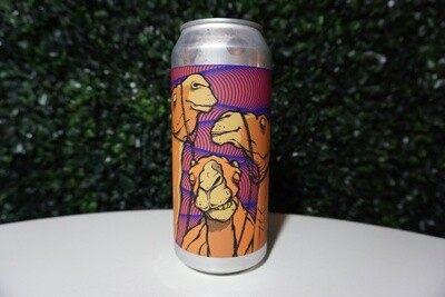 Tripping Animals - Rudy Red Grapefruit Tartlets - Sour - 6% ABV - 16oz Can