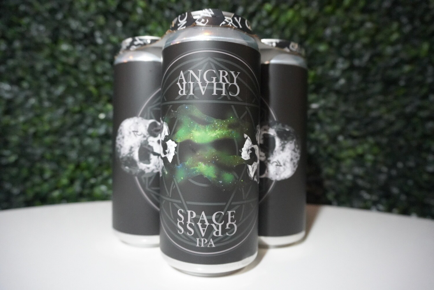 Angry Chair - Space Grass - 6.7% ABV - 4 Pack