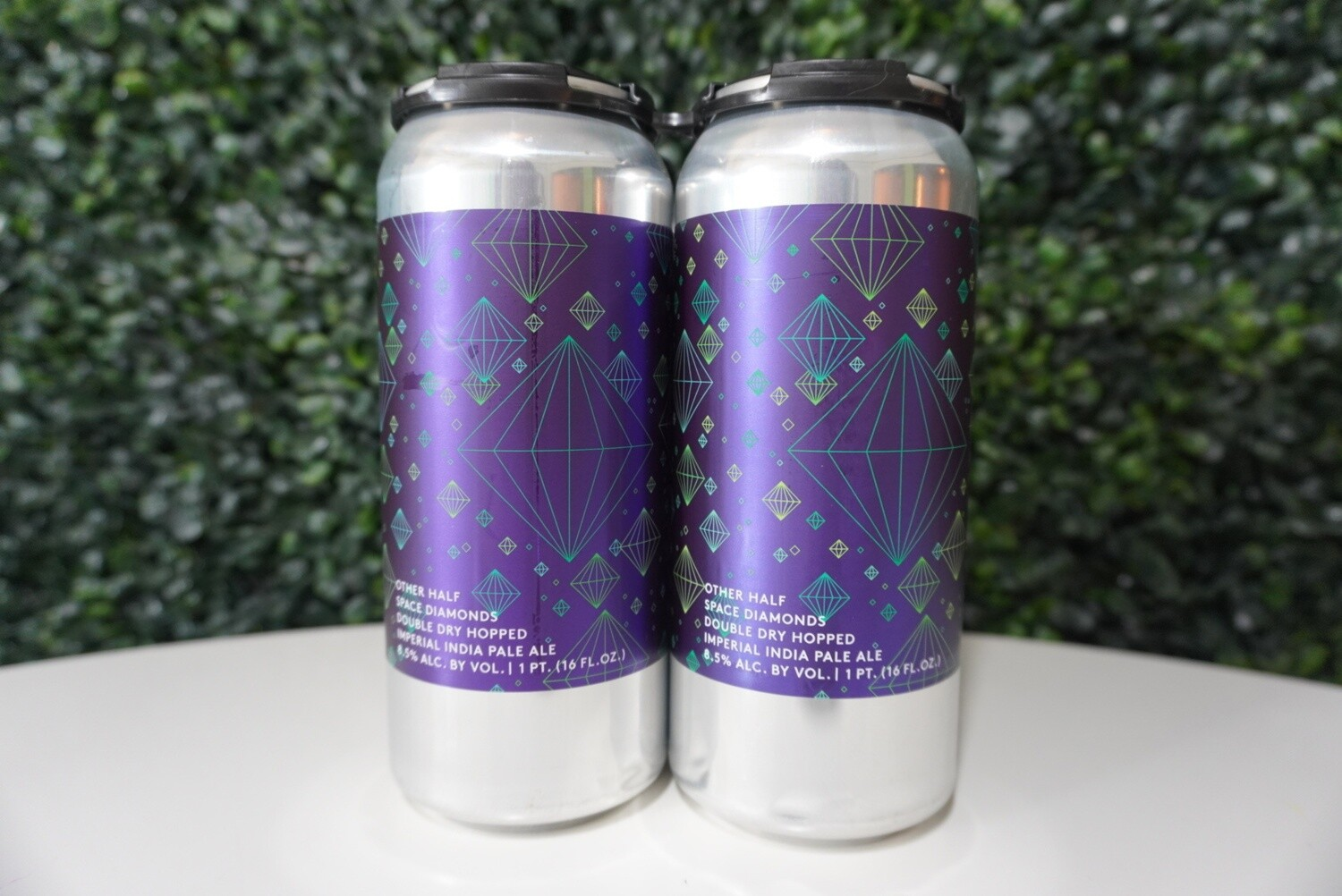 Other Half - DDH Space Diamonds - DIPA - 8.5% ABV - 4 Pack