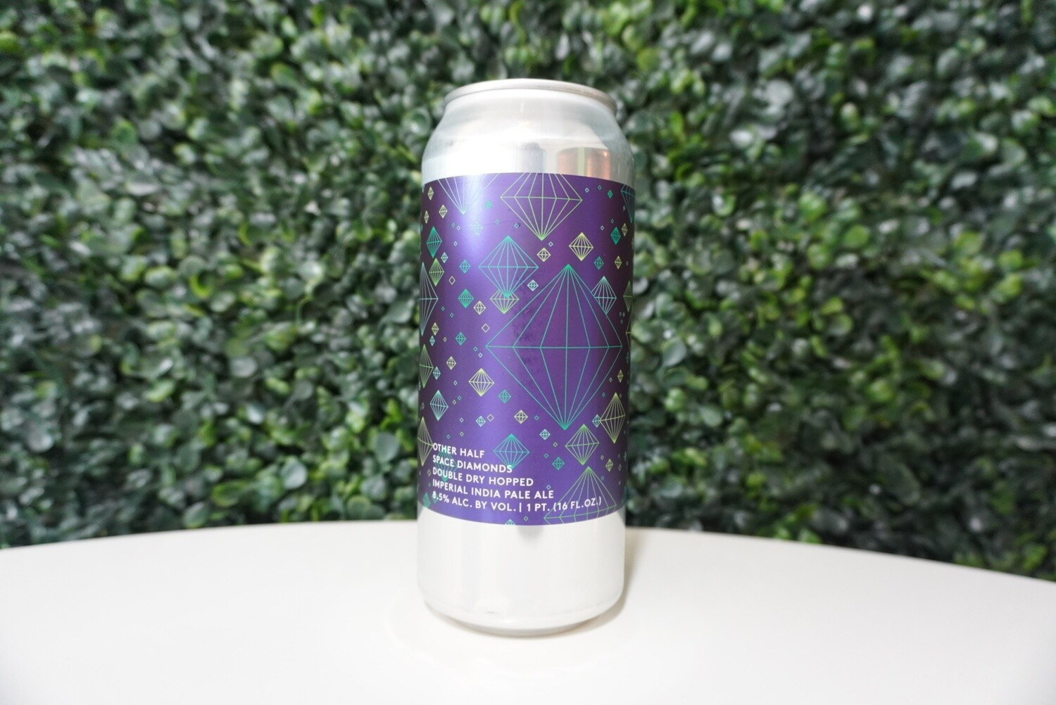 Other Half - DDH Space Diamonds - DIPA - 8.5% ABV - 16oz Can