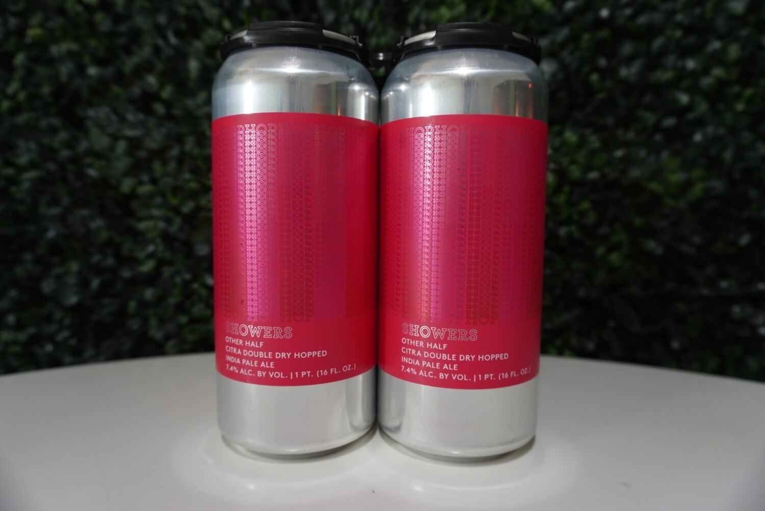 Other Half - DDH Hop Showers w/ Citra - DIPA - 7.4% ABV - 4 Pack