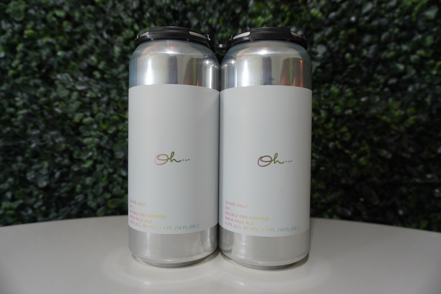 Other Half - DDH Oh... - IPA - 6% ABV - 4 Pack