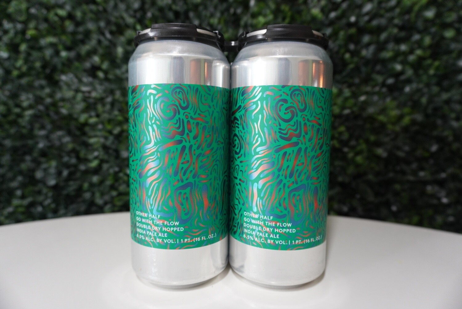 Other Half - DDH Go With The Flow - IPA - 6% ABV - 4 Pack