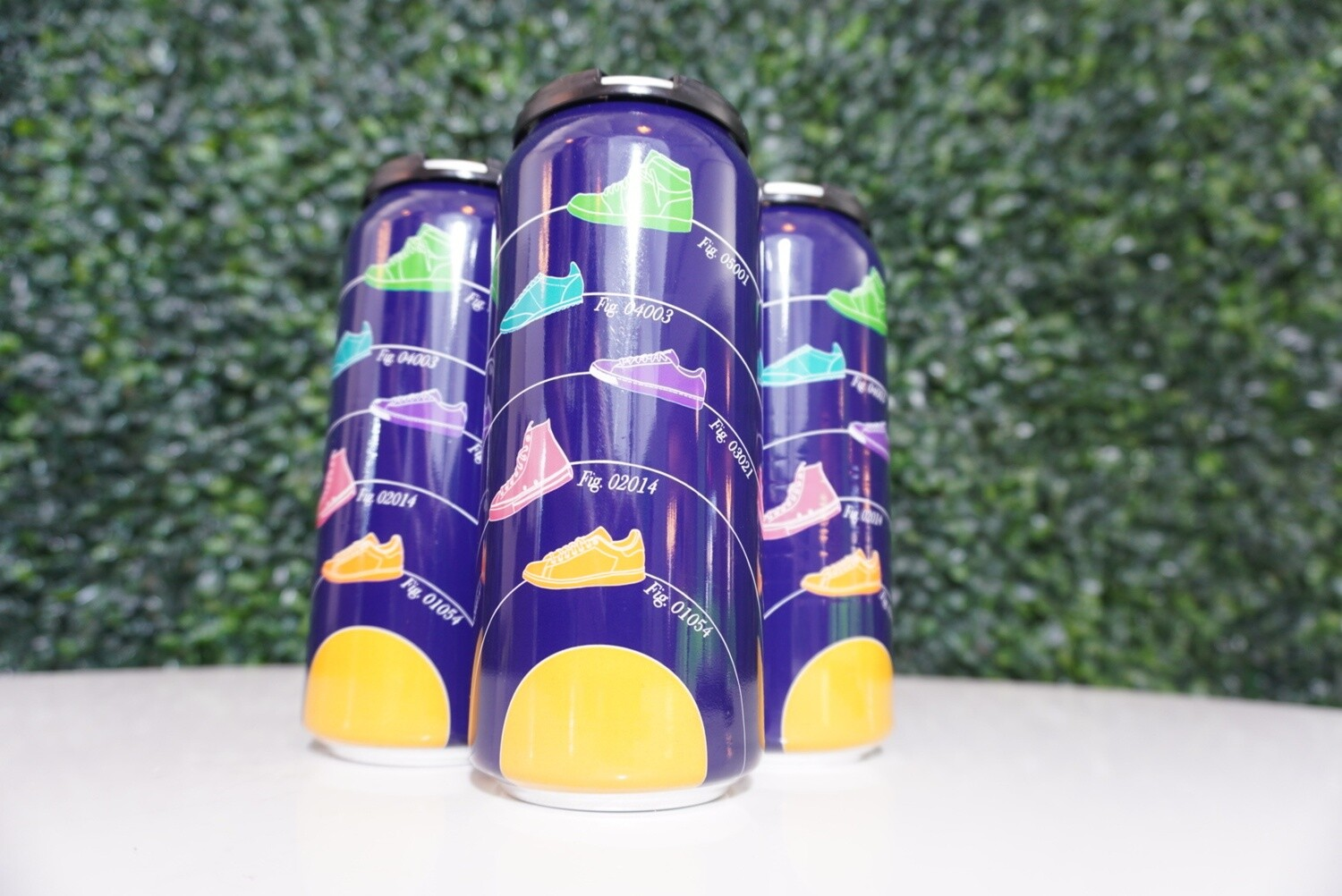 Wild Mind Artisan Ales - Planetary Shoes - Fruited Sour - 4.5% ABV - 16oz Can