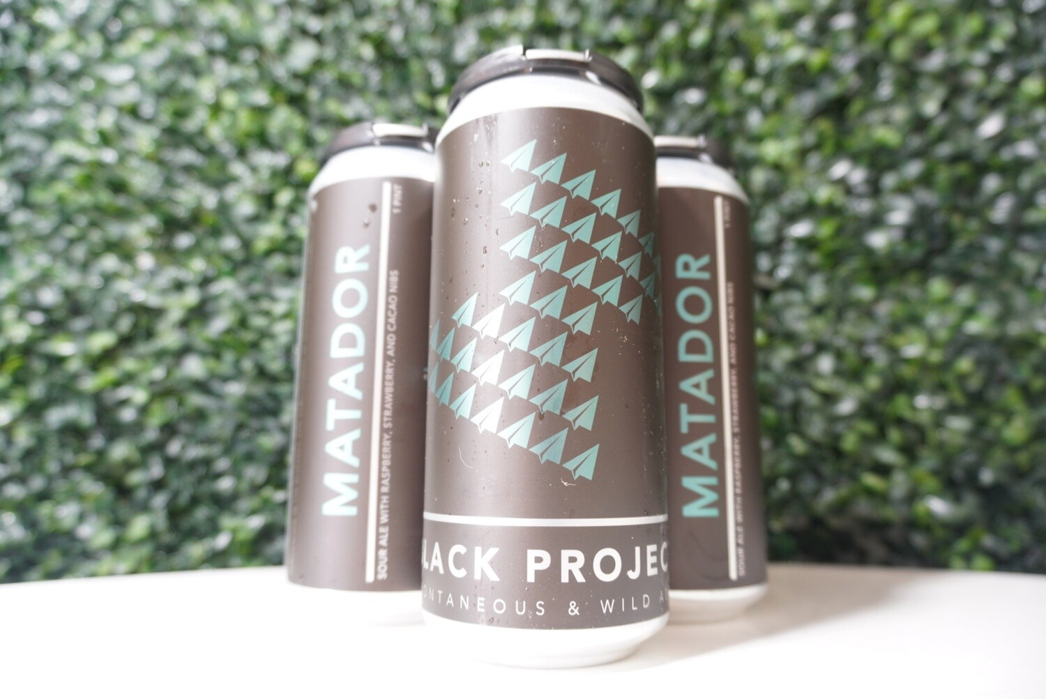 Black Project - Matador - Sour - Sour Ale - 6.32% ABV - 16oz Can