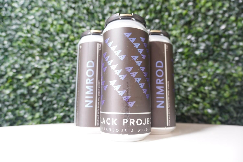 Black Project - Nimrod - Sour - Sour Ale - 5% ABV - 4 Pack