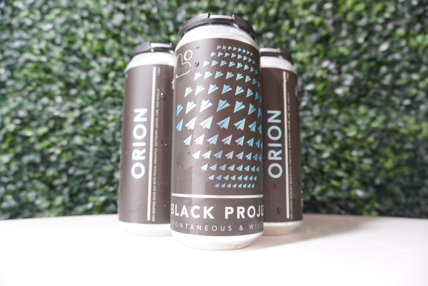 Black Project - Orion - Dry Hopped Sour - Sour Ale - 6.32% ABV - 16oz Can