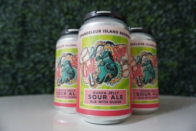 Chandeleur - Guava Jelly - Sour - 6% ABV - 12oz Can