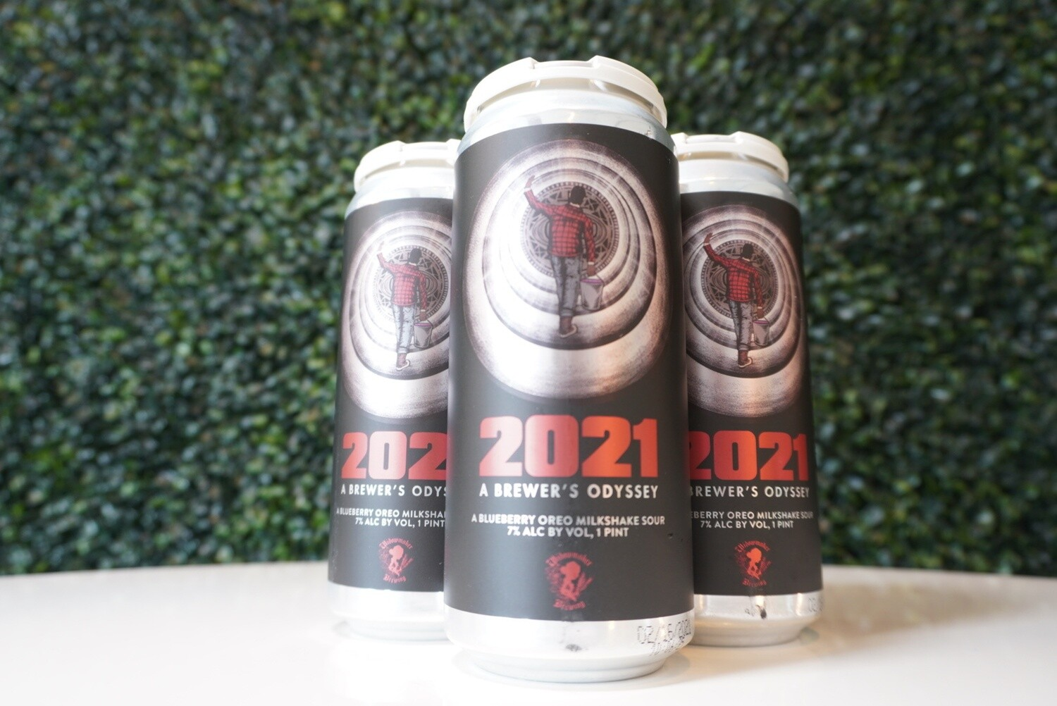 Widowmaker - 2021: A Brewers Odyssey - Sour - 7% ABV - 16oz Can