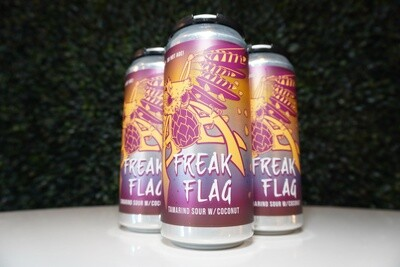 Arkane Aleworks - Freak Flag - Sour - 6% ABV - 16oz Can