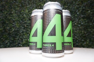 Arkane Aleworks - 3.4 - Triple IPA - 10% ABV - 16oz Can