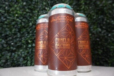 Southern Grist - Canela Oscuro - Stout - 6.7% ABV - 4 Pack