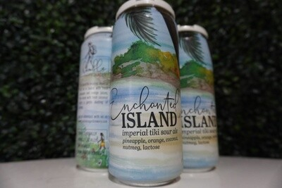 Humble Forager - Enchanted Island V1 - Fruited Sour - 9% ABV - 16oz Can