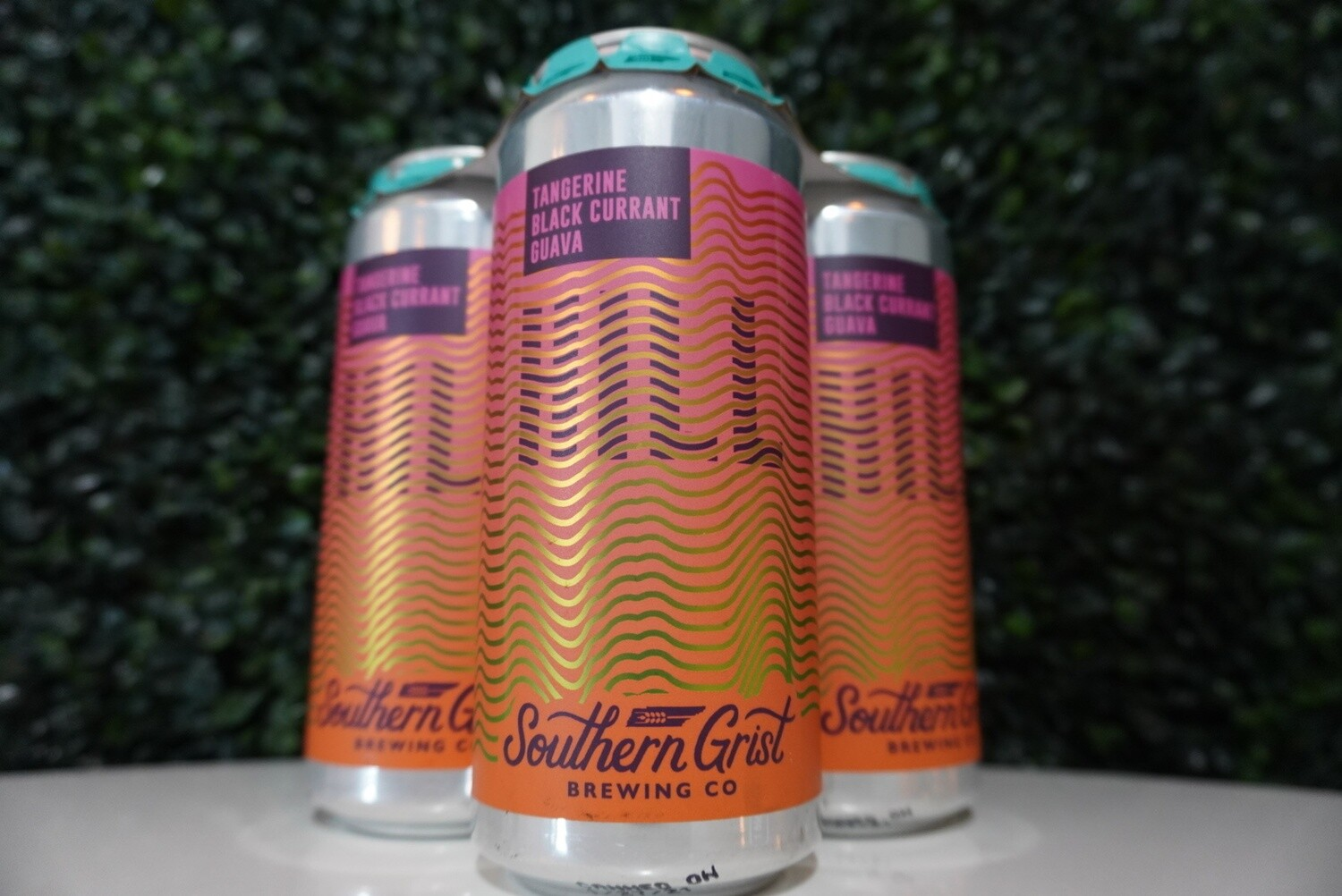 Southern Grist - Tangerine Black Currant Guava Hill - Fruited Sour - 5.4% ABV - 16oz Can