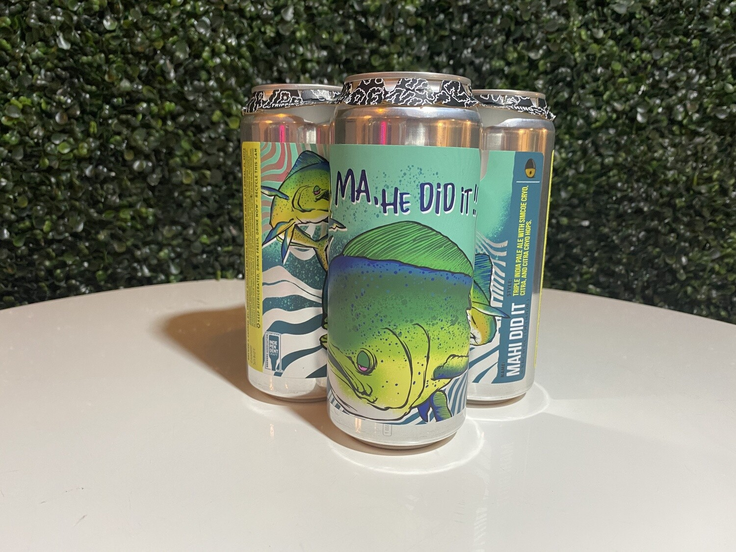 Tripping Animals - Mahi Did It - TIPA - 10% ABV - 4 Pack