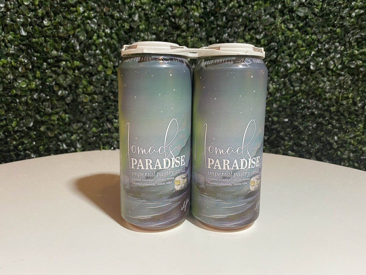 Humble Forager - Nomad's Paradise - Pastry Stout - 12% ABV - 2 Pack