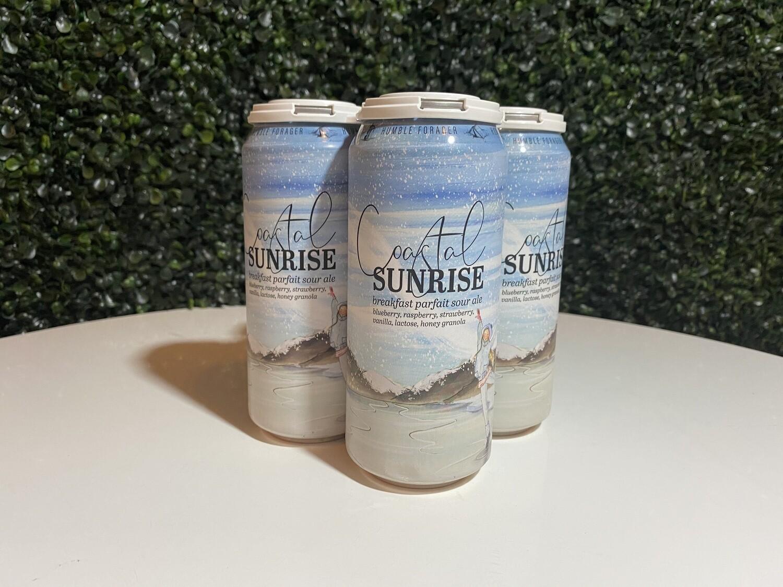 Humble Forager - Coastal Sunrise V3 - Fruited Sour - 6% ABV - 16oz Can