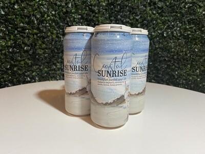 Humble Forager - Coastal Sunrise V3 - Fruited Sour - 6% ABV - 4 Pack