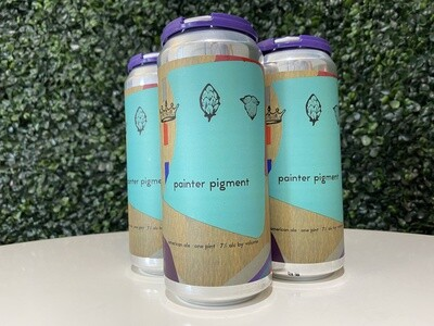 Dancing Gnome - Painter Pigment - NEIPA -  7% ABV - 4 Pack
