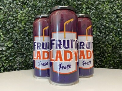 Kings Brewing Company - Fruit Lady Frose - 7% ABV - 16oz Can