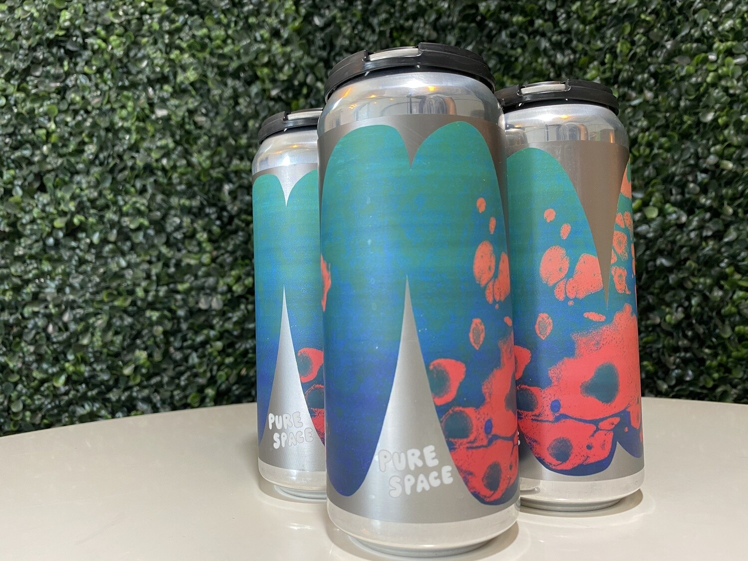 Two Tides - Pure Space - DIPA 8% ABV - 16oz Can