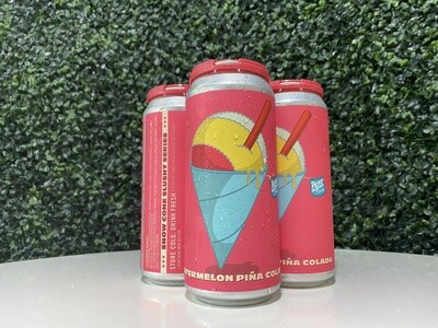 450 North - SLUSHY Snow Cone - Sour Fruited - 16oz Can