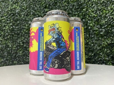 Tripping Animals - Rat Tail Jackman - TIPA - 10% ABV - 16oz Can