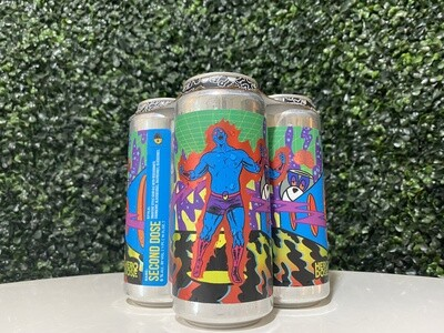 Tripping Animals - Second Dose - Fruited Sour - 6% ABV - 16oz Can