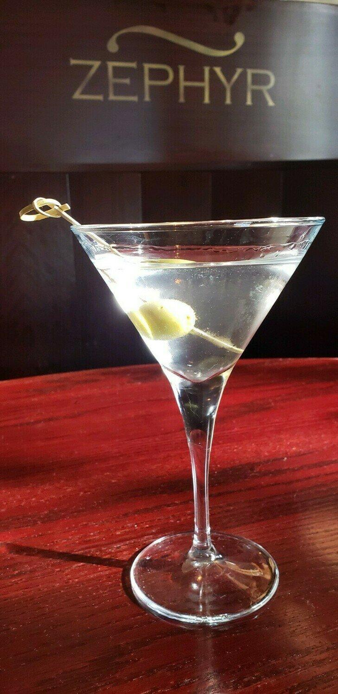 Classic Vodka Martini x 2